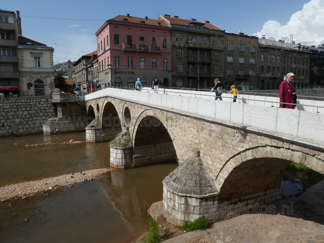 Bosnië en Herzegovina - Latin Bridge