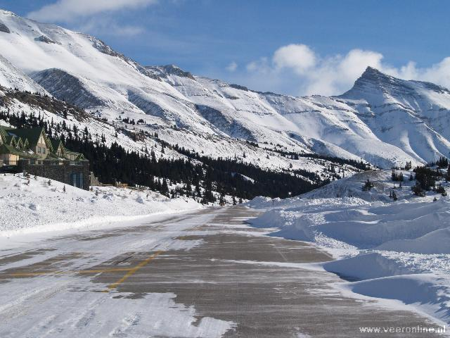 Canada - Icefield Parkway