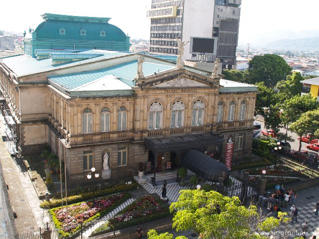 Costa Rica - Nationaal Theater