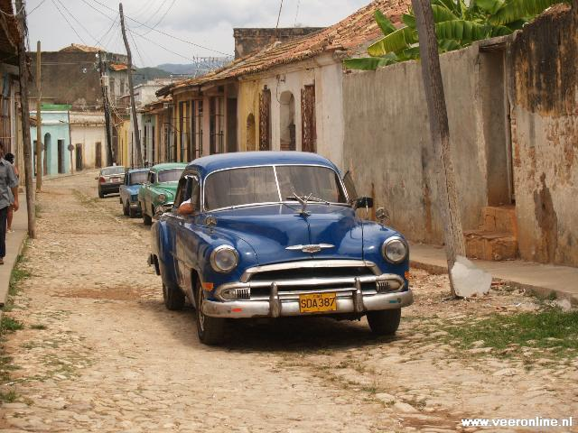 Cuba - Old-timer