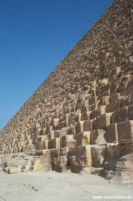 Egypte - Piramide of Cheops