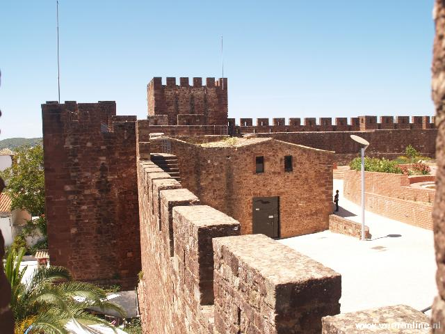 Portugal - Kasteel Silves