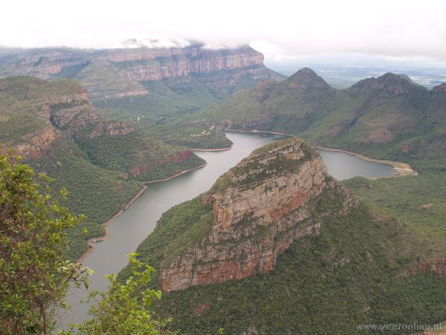 Zuid Afrika - Blyde river canyon